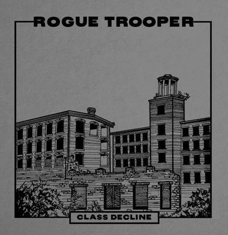"Rogue Trooper - Class decline 12""LP lim. 350 silver"