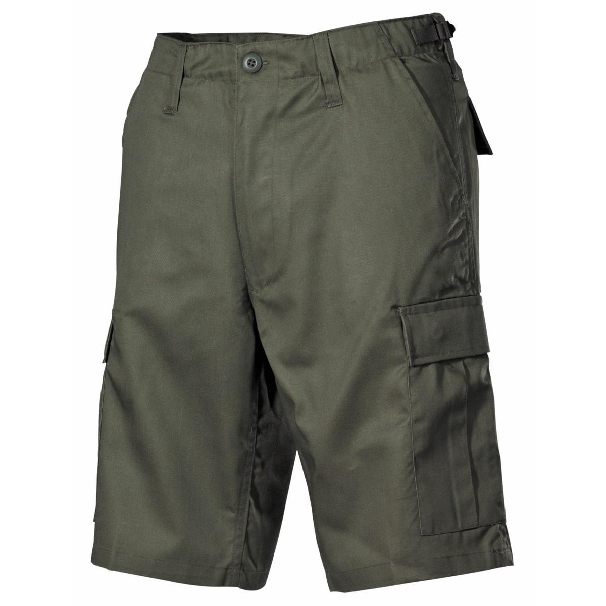 Army Shorts - Oliv (US-BDU)