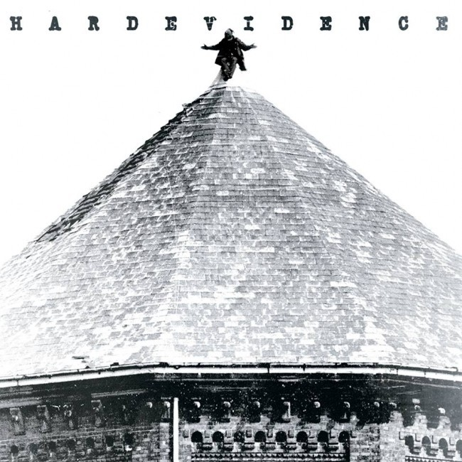 "Hard Evidence - s/t 12""LP  lim.500 black"