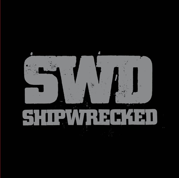 """Shipwrecked - We Are The Sword 12""""LP lim. 300 brown/black marbeled"""