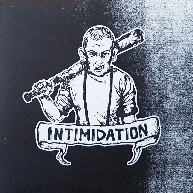 "Intimidation - Demo 2020 - 7""EP"