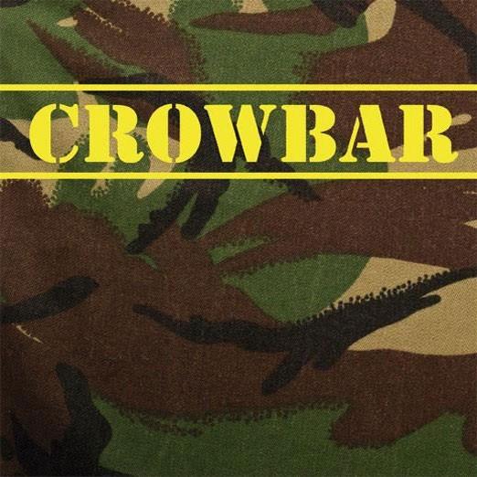 "CROWBAR - Hippie Punks 7""EP"