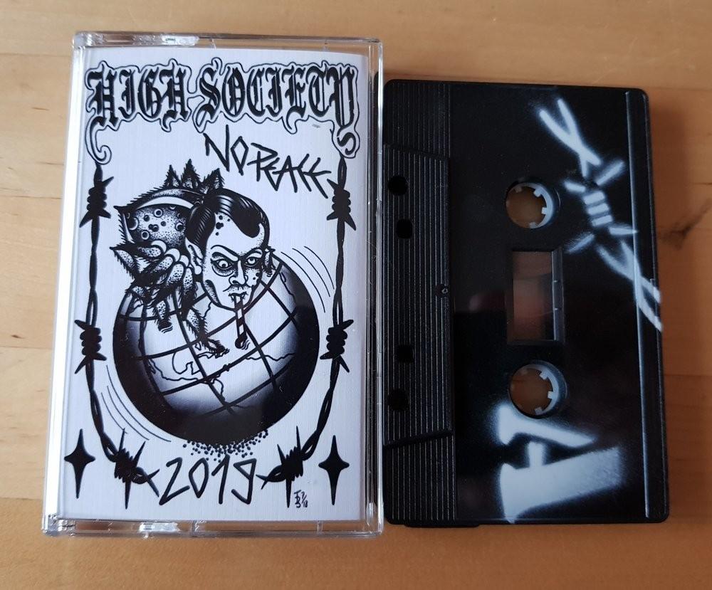 High Society - No Peace - Tape
