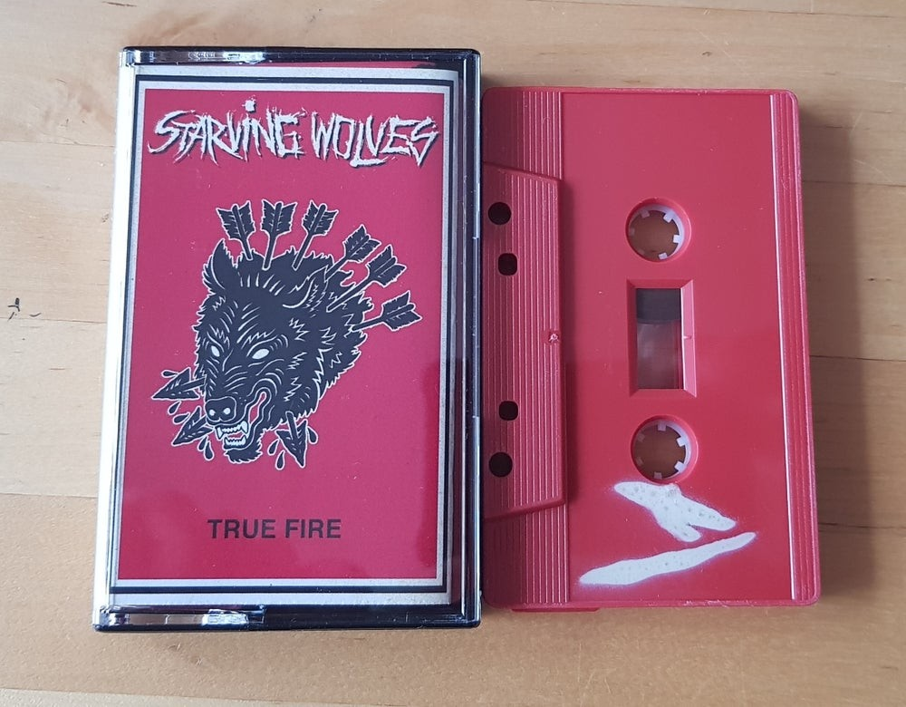 Starving Wolves - True Fire Tape
