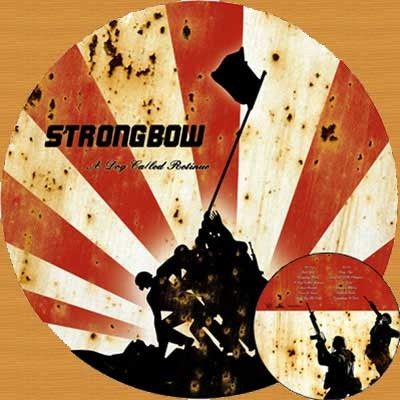 """Strongbow - A dog called retinue 12""""Pic-LP"""