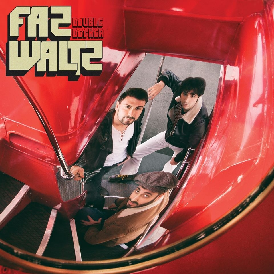 "Faz Waltz - Double Decker 12""LP lim. orange"