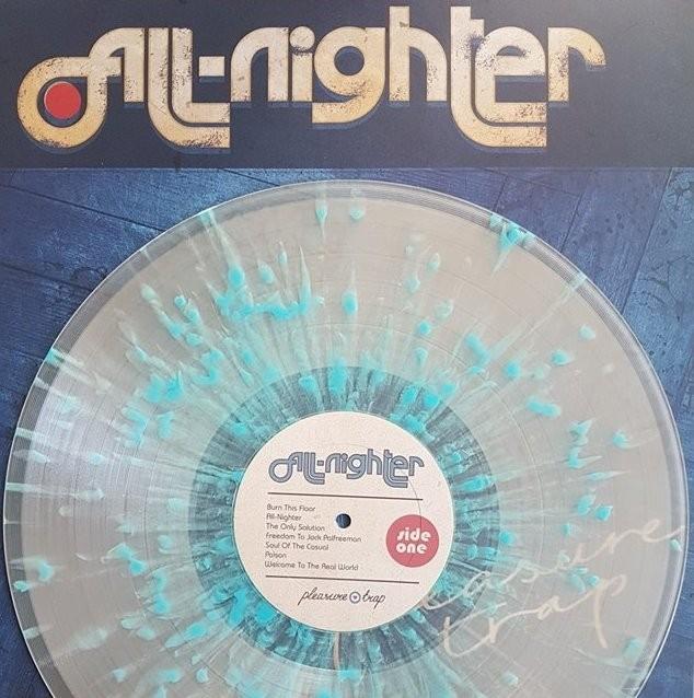 "Pleasure Trap - All-nighter 12""GF-LP lim.100 splatter"