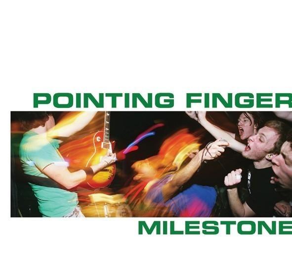 Pointing Finger - Milestone - CD