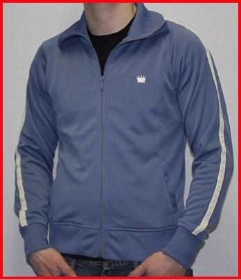 Kings League - denim/off white - Trainingsjacke-S (Last Size!!!)