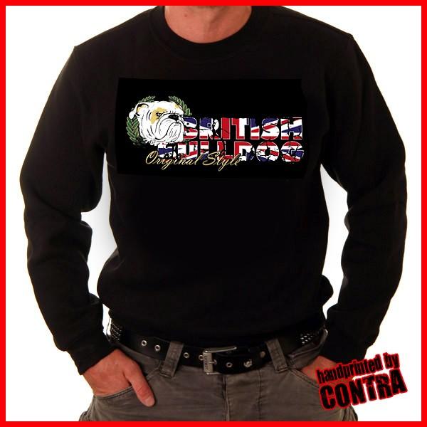 British Bulldog - Sweater