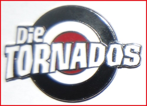 Tornados - Metal-Pin