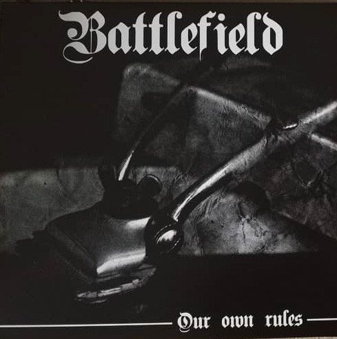"""Battlefield - Our Own Rules 12""""LP lim.100"""