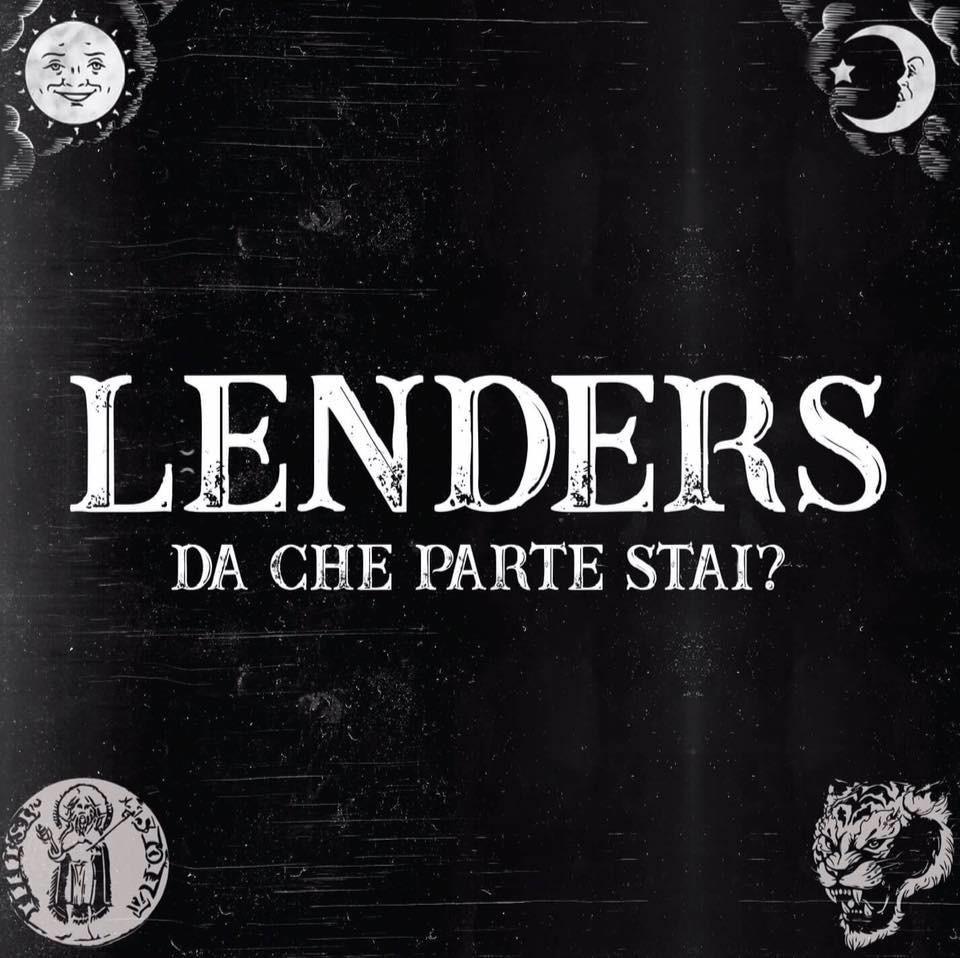 Lenders - Da Che Parte Stai? - CD