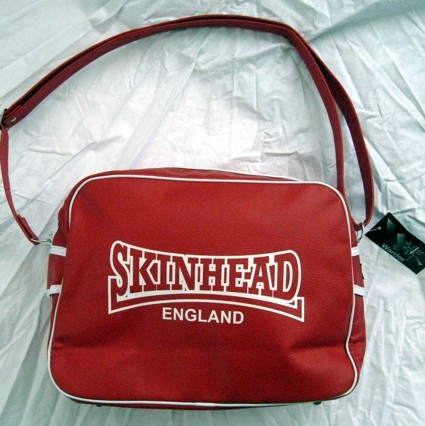 Skinhead England - Tasche