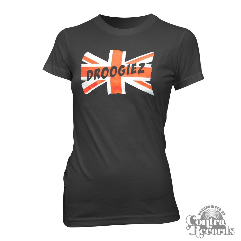 Droogiez - Union Jack - Girl Shirt (last sizes)