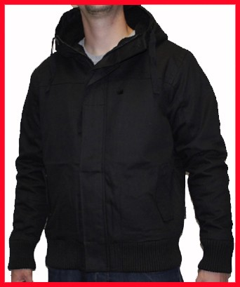 Kings League - Hooded - Canvas Jacket (last sizes!!)