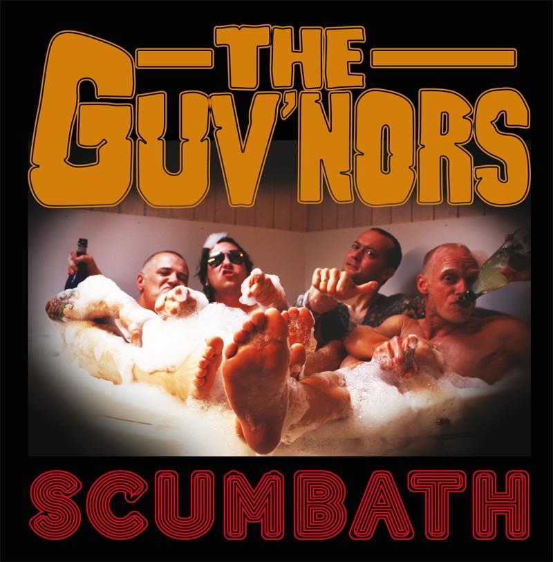 Guvnors, The - Scumbath 7'EP lim.200 Black