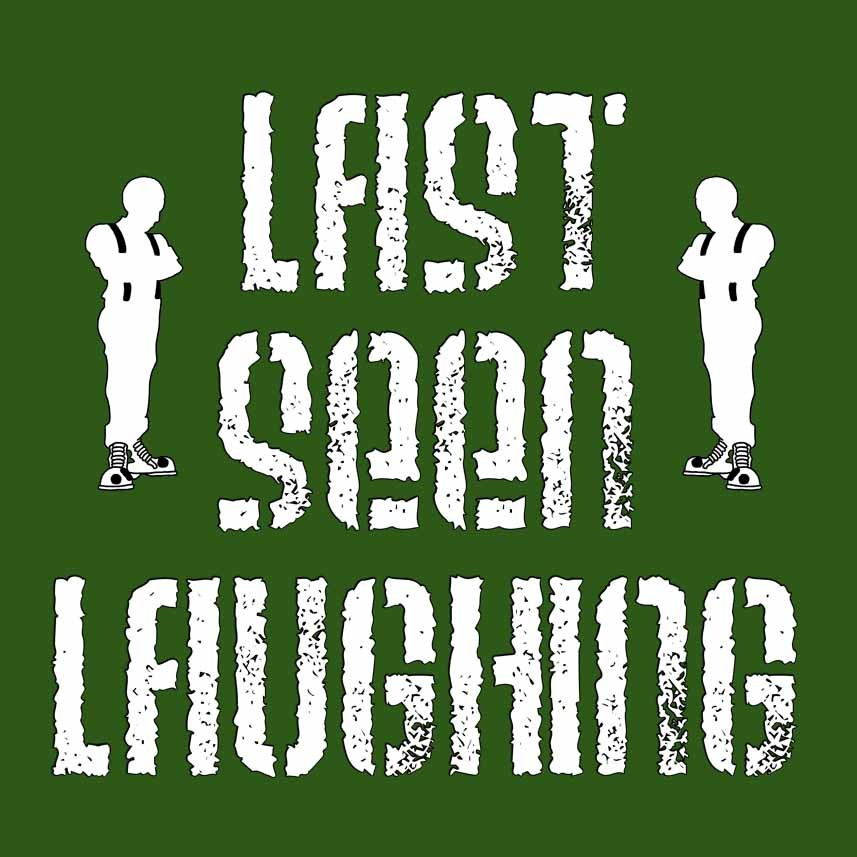 Last Seen Laughing- same- 7'EP