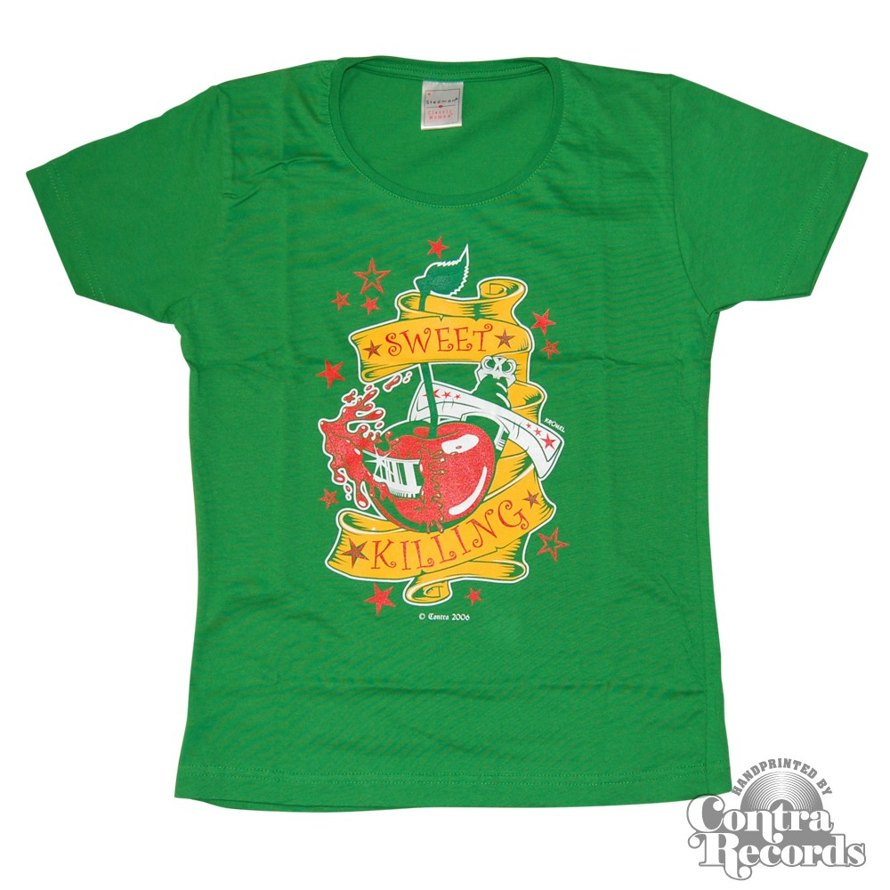 Sweet killing green - Girl Shirt