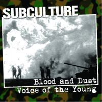 Subculture - Blood & Dust - lim.col.7'EP Black