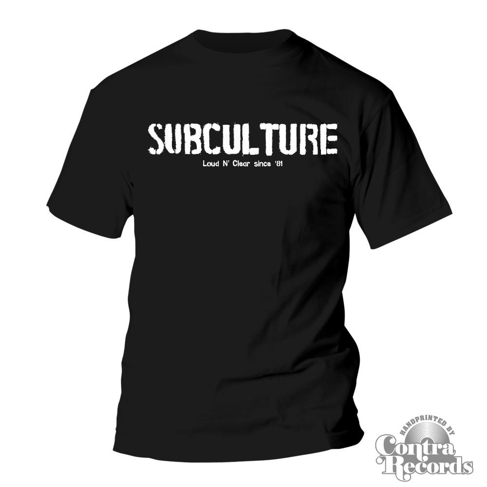 Subculture - Men Shirt black