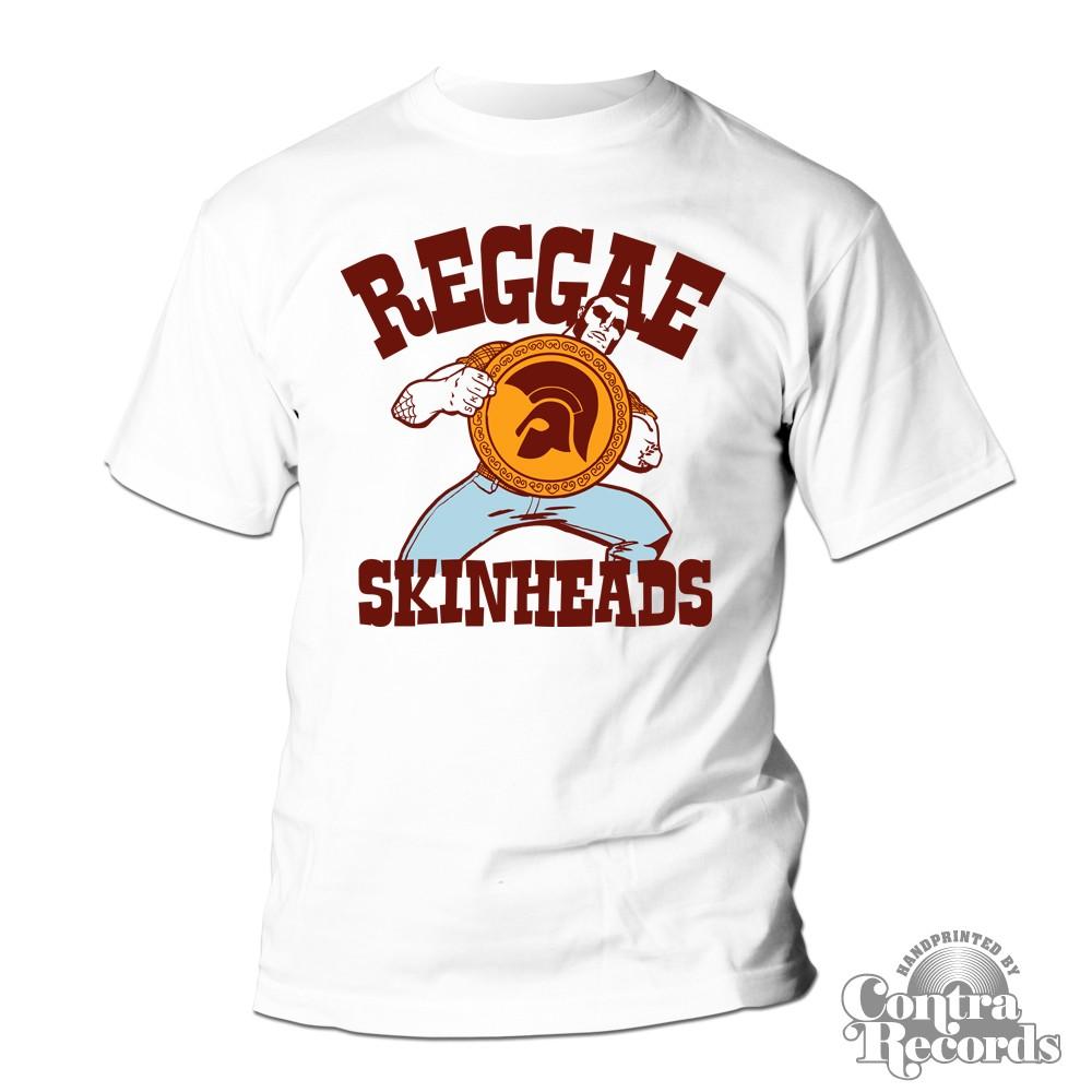 Reggae Skinheads - T-Shirt white