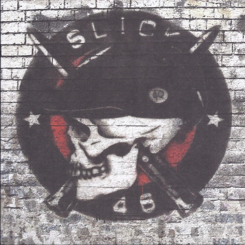 """Slick 46 - USA Tour 2013 EP - 7""""EP (lim. Red + Downloadcode)"""
