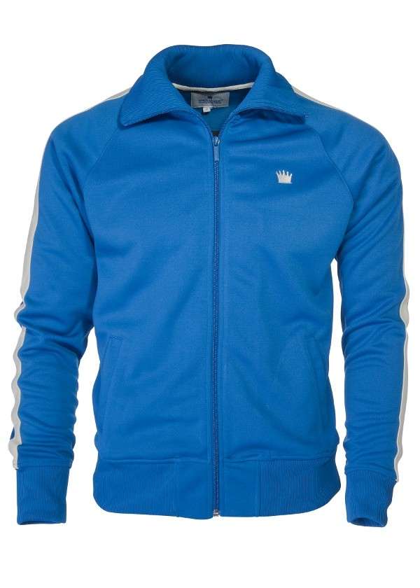 Kings League - royalblue/white - Trainingsjacke-XS (LAST SIZE!)