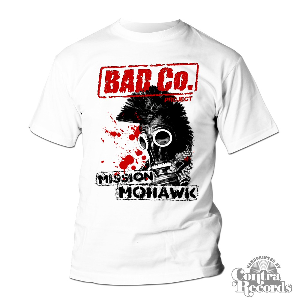 Bad Co. Project - T-Shirt - white