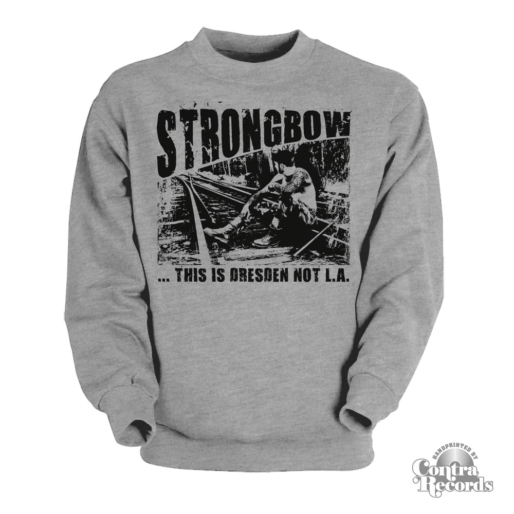 Strongbow - This is Dresden not L.A - Crewneck