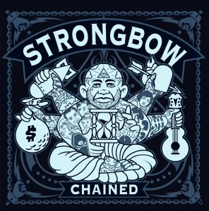 "Strongbow - ""Chained"" -Gatefold- LP+CD, lim.100 black LP"