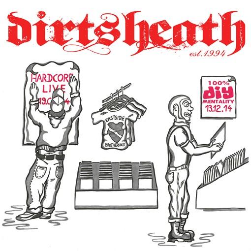 "Dirtsheath - Same Old Shit 7""EP+CD (lim.100)"