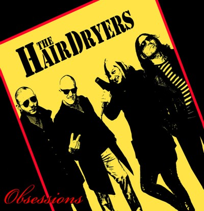 """Hairdryers,The - """"Obessions"""" - 10""""LP"""