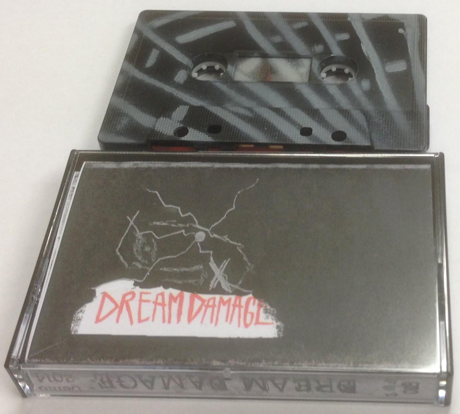 Dream Damage - Demo - Tape