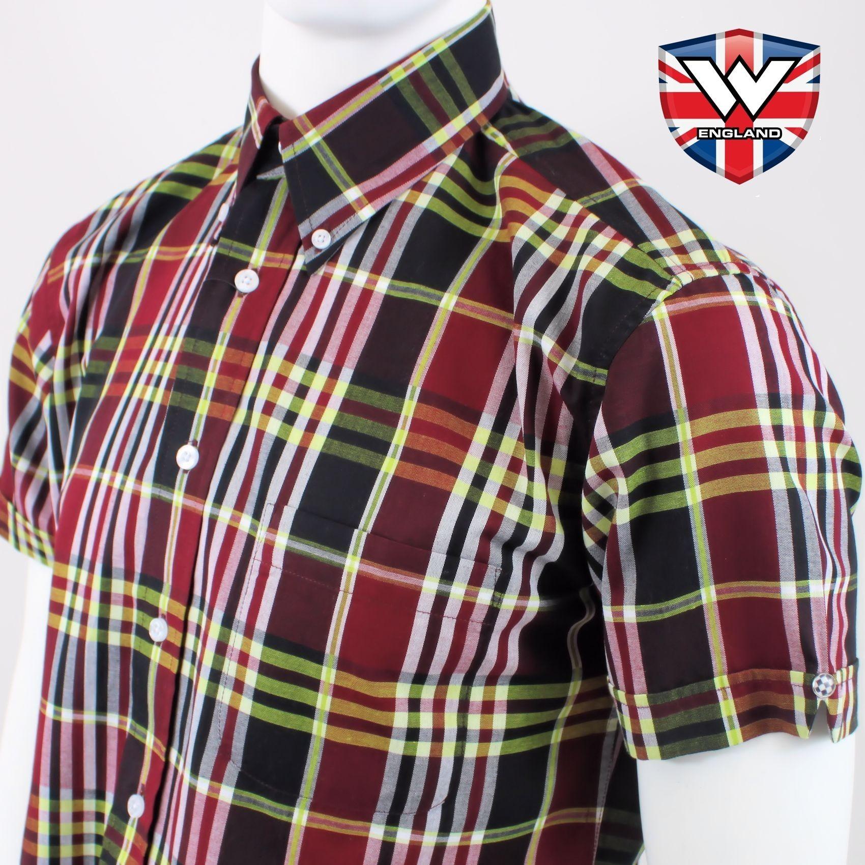 Warrior - British Vintage Button Down - Jimmy