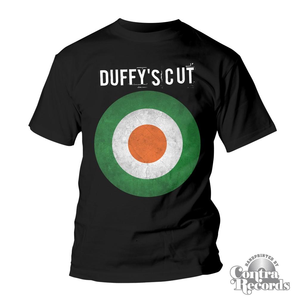 Duffy's Cut - T-Shirt black (last sizes!)