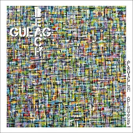 """Gulag Beach - Favela Blues - 12"""" LP lim. 200 dark"""