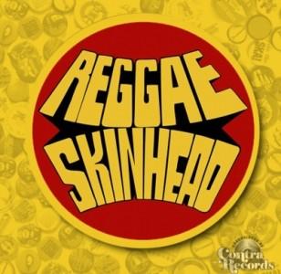 Reggae Skinheads Yellow-Button 37mm
