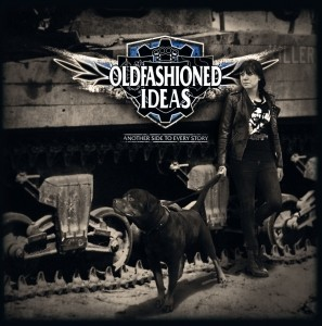 """Oldfashioned Ideas - """"Another Side To Every Story"""" - 12""""LP, lim.black 400"""