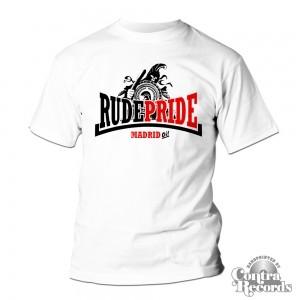Rude Pride - Trojan - T-Shirt - White