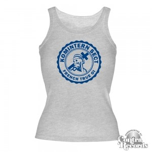 "KOMINTERN SECT - ""French True Oi"" - Girl - Tank Top"