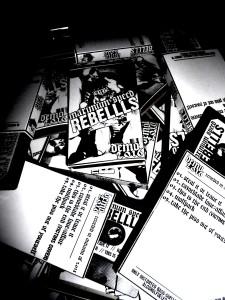 MAXIMUM SPEED REBELLS - Demo 2016 Tape