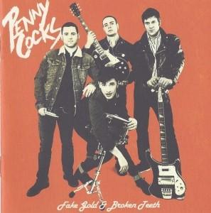 Pennycocks - Fake Gold & Broken Teeth CD