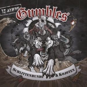 """GUMBLES-Schlittenhunde & Kojoten 12""""LP lim.250 Red"""