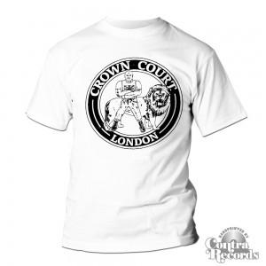 Crown Court - London - T-Shirt White