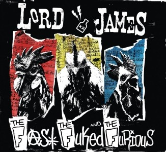 "Lord James-The Fast,The Fuked and the Furious-12""LP lim.100blk"