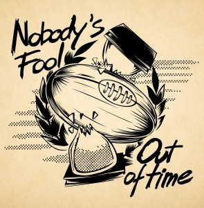 """Nobody's Fool - Out of time 12""""LP lim.200Black"""