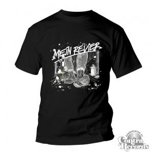 GUMBLES- Mein Revier - T-Shirt Men Black