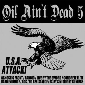 v/a - Oi! ain't dead 5 - USA Attack! CD