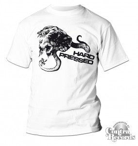 HARD PRESSED - T-Shirt White